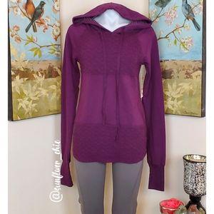 BOGO! 🆕️Pink Lotus Quilted Workout Sweatshirt